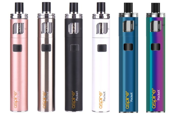 Aspire PockeX All-In-One (AIO) Kit Review