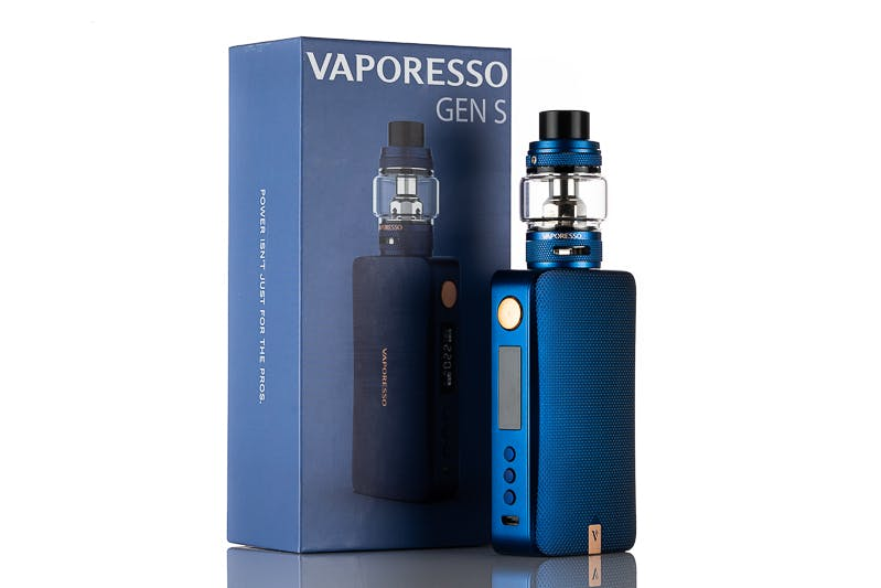 GEN S 220 Kit by Vaporesso Review: Power Is Not Just For The Pros